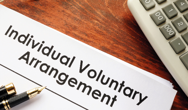 Fall in IVAs Prompts Dip in Personal Insolvencies