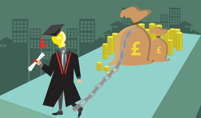 Young People Receive Pre-University Debt Warning