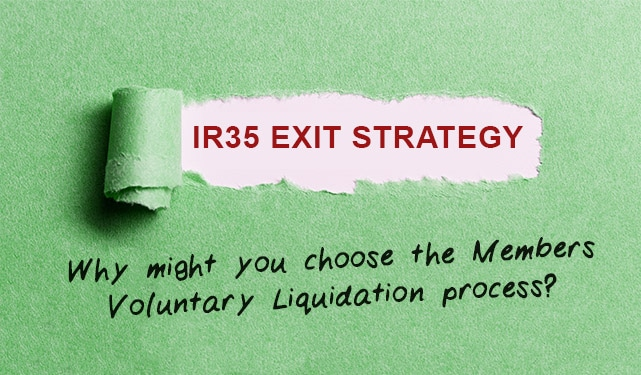 Why a voluntary liquidation may be the best course for IR35-affected contractors