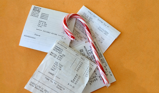 Six Tips to Wipe Out Christmas Credit Card Debt