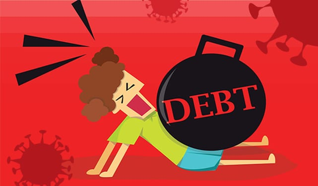 Call for new tax to wipe out personal Covid debt