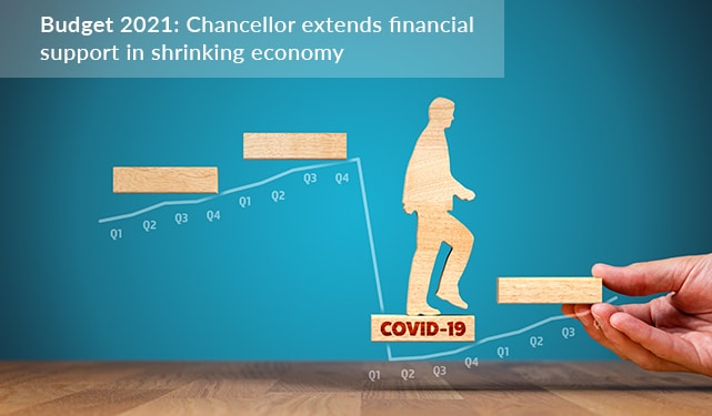 Budget: Chancellor extends financial support in shrinking economy Rishi Sunak has announced that some important coronavirus support measures will be extended until September.