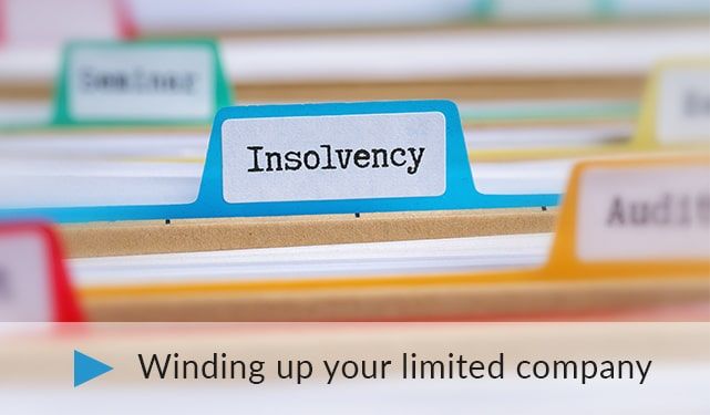 winding up your limited company