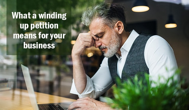 What a winding up petition means for your business umbrella insolvency